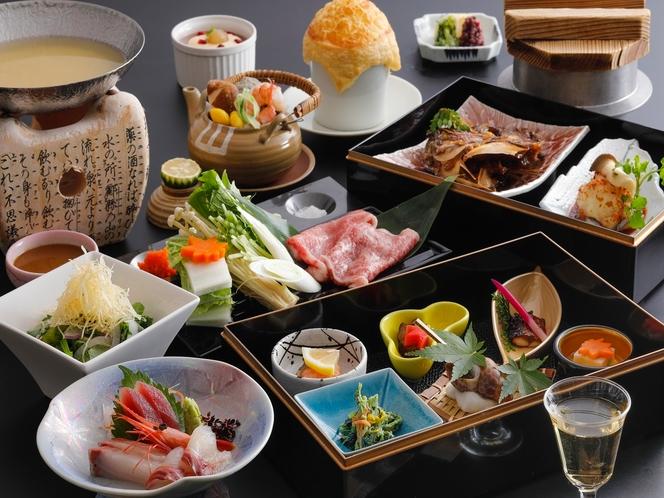 人気の創作料理「彩」イメージ