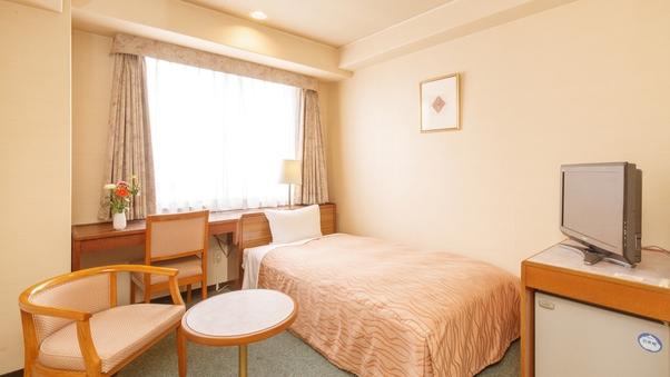 ■限定シングルルーム【一般室・喫煙可/12平米】