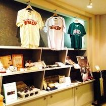 ■ロビーの売店