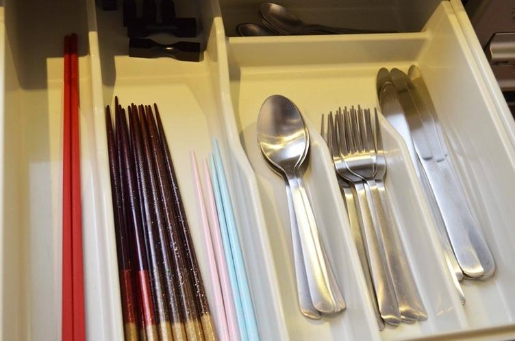 Chopsticks and Silverware