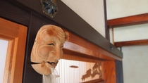 hand craft in room(aged man)