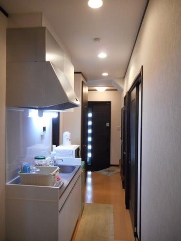 1 st floor corridor