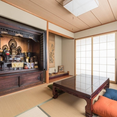 japanese room ! you can relax^^