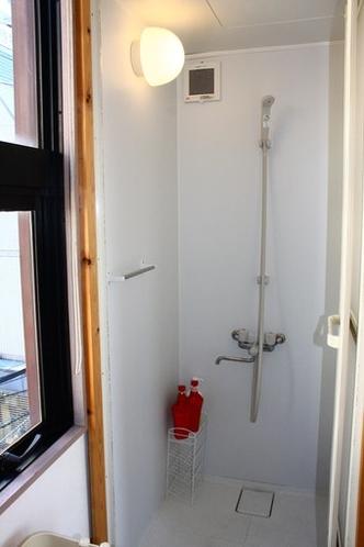 3F。シャワールーム。