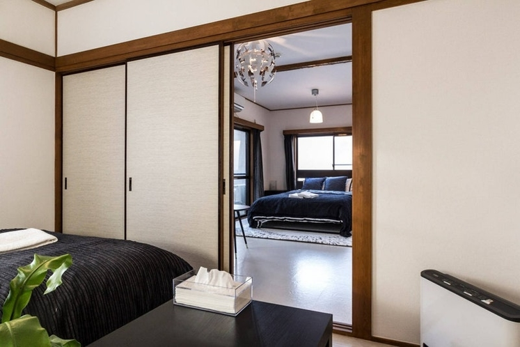 Living & bed room