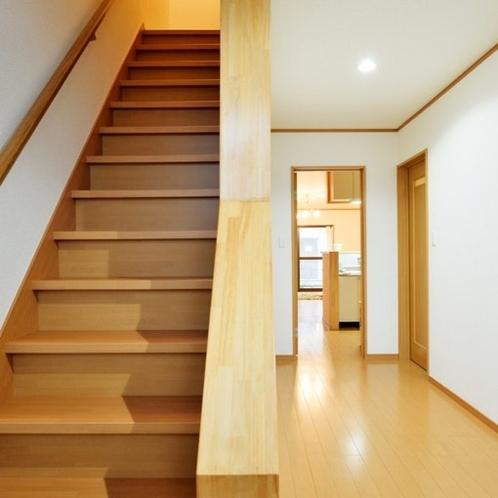 Stairs & Corridor