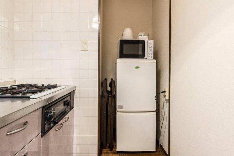 Big fridge