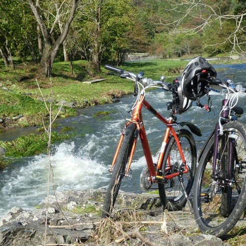 レンタサイクル Bycycle rental