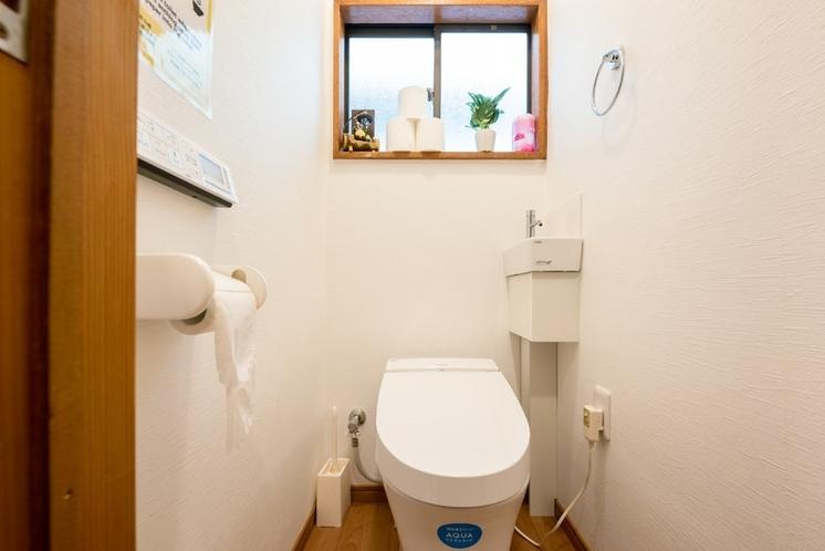 2階お手洗い