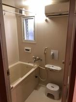 暖房乾燥付浴室