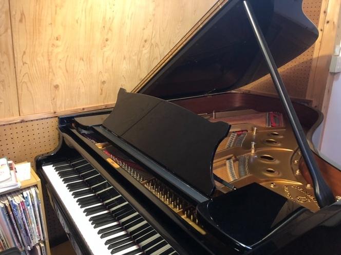 有料レンタルピアノ