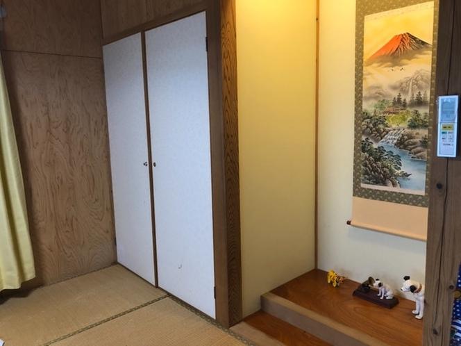 一階和室宿泊室