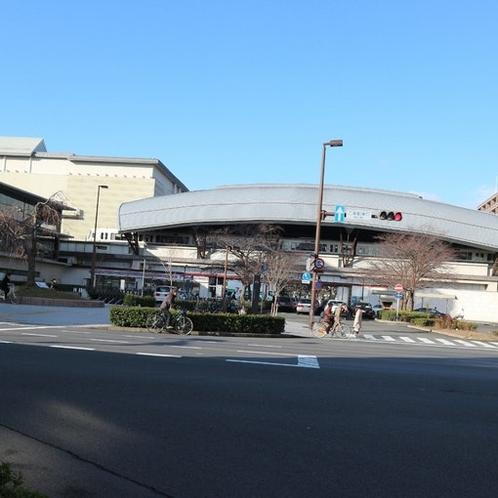 JR嵯峨野線 二条駅