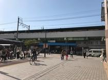 亀有駅南口