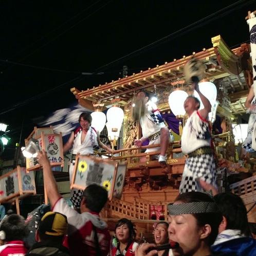 直江津祇園祭 Naoetsu Gion Festival