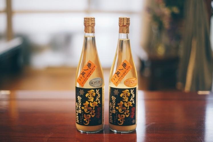 どぶろく雪中壱乃界の活性生酒もご予約でご用意できます。