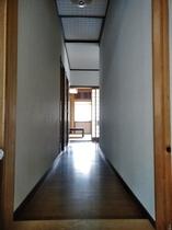 台所⇒寝室への廊下
