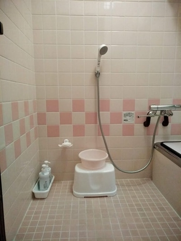 風呂場(シャワーのみ)