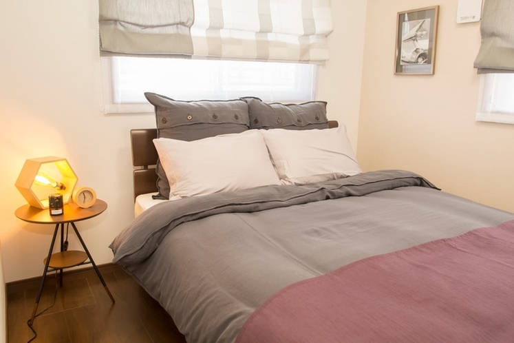∼Bed Room3~Double Sized Bed×1, Folding Single Size