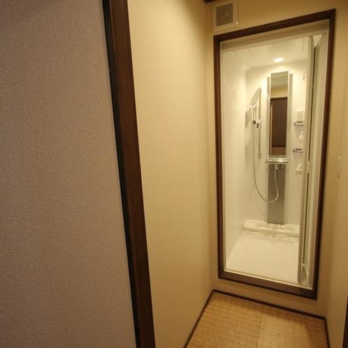2階シャワーブース