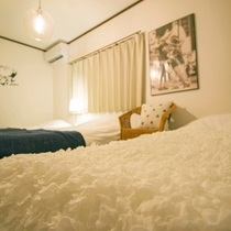 寝室(洋室)