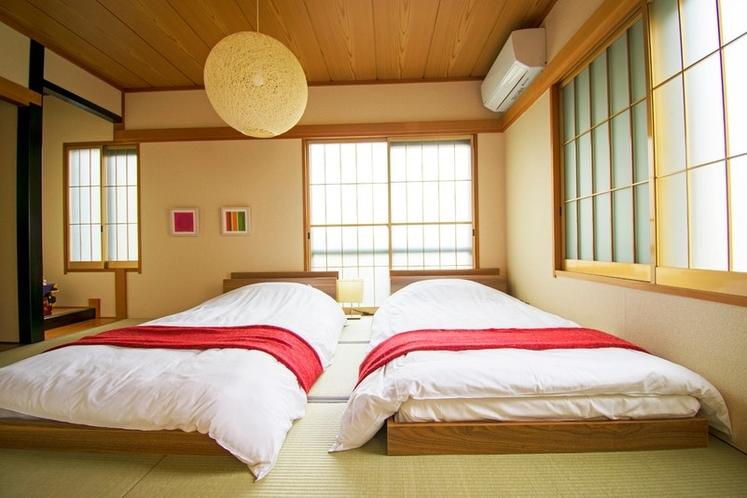寝室(和室)