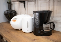 Rice cooker, Kettle, Coffee maker / 炊飯器・ケトル・コーヒーメー
