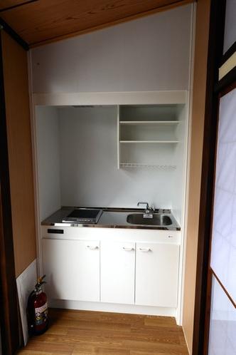 ゲスト用キッチン