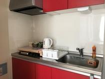 キッチン(ガスの使用禁止)