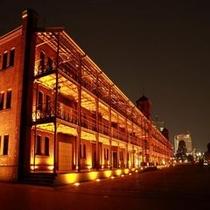 ★赤レンガ倉庫★・・・カップルに人気のスポットです。不定期にイベントが開催されております。
