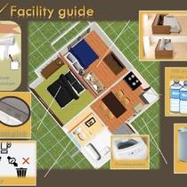 House layout 間取り配置図