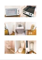 In-room amenities 室内設備