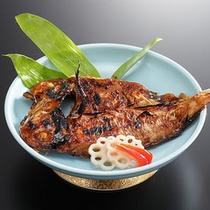 甘鯛料理一例