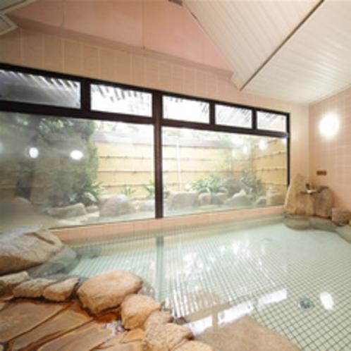 内大浴場 姫の湯