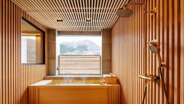 【片栗(かたくり)】露天風呂付スイートルーム