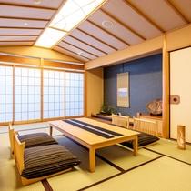 スイートルーム檜扇(ひおうぎ) 和室
