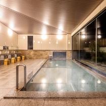 男性大浴場『白梅の湯』内風呂