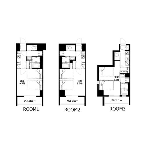 ・客室案内図