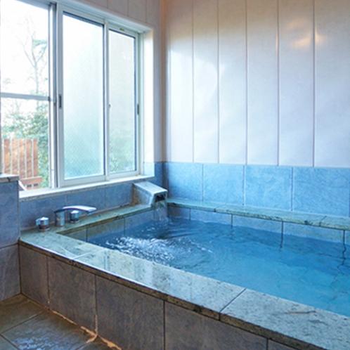 [202]2F:ハンモック&客室天然温泉付きダブルツインベッドルーム_天然温泉