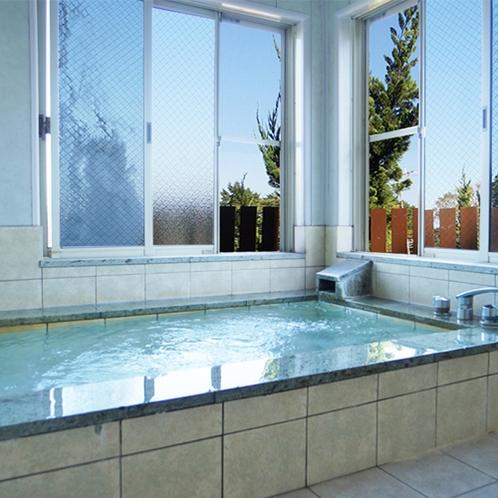 [101]1F:客室天然温泉付きツインベッドルーム_天然温泉