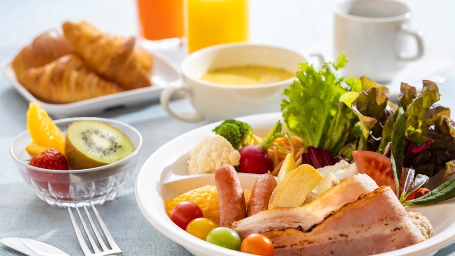 ■朝食■洋食一例