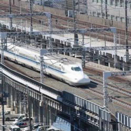 ★JR東海道新幹線