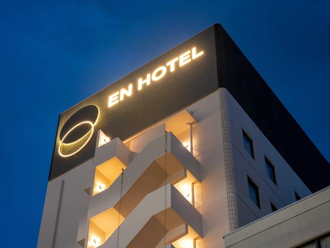 EN HOTEL ロゴ
