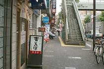 山手通りを渋谷方面へ