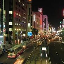 広島市内夜景