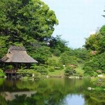 ★広島タウン★ 縮景園(平和記念公園内に有り)
