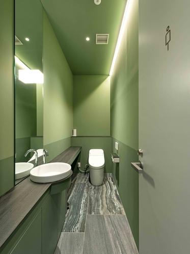 男性共用トイレ(1階)