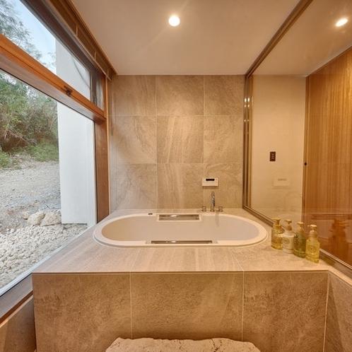 風呂:Bath room View.