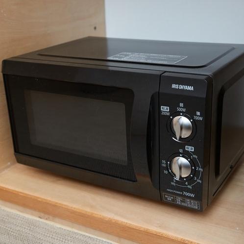 電子レンジ:Microwave.