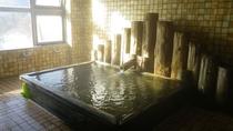 *人参風呂 人参風呂は身体を温め、リューマチや神経痛などに効能があります。